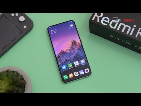 External Review Video h4er6WPFtyY for Xiaomi POCO F2 Pro (aka Redmi K30 Pro / Zoom Edition) Smartphone