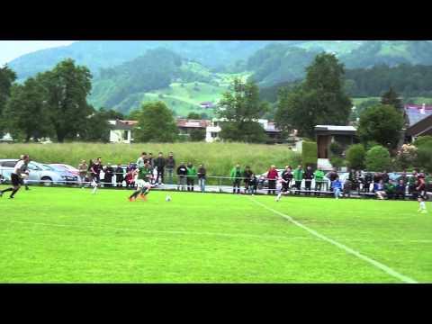 Siegestreffer von Egle Patrick zum 3:2 gegen Brederis