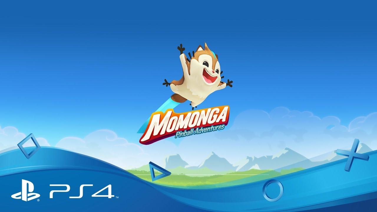 Momonga Pinball Adventure brings a new twist to the pinball genre next week