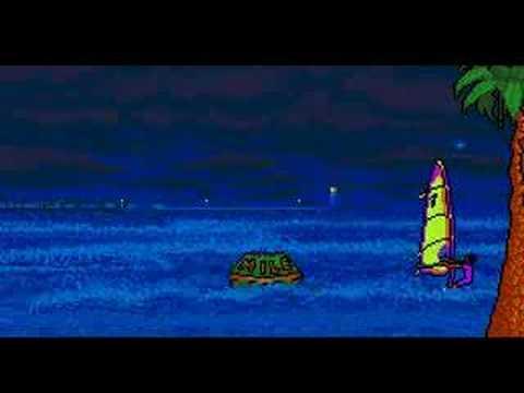 Windsurf Willy Amiga