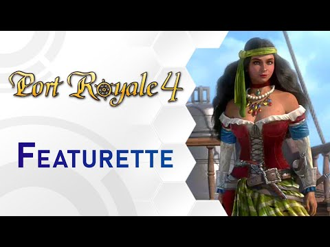 Port Royale 4 Featurette and Release Date