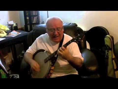 """I'm Sorry I Made You Cry"" (Orange Kellin Favorite) Eddy Davis  Banjo"