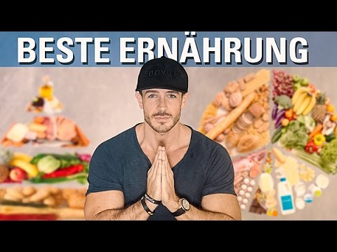 Sbalansirowanije eine Ernährung des Menüs für die Woche für die Abmagerung