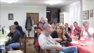 preview picture of video 'Corno democratica si ritrova a conclusione della campagna elettorale 2014'