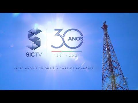 Rondônia comemora os 30 anos da SIC TV - Gente de Opinião