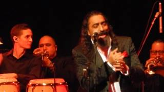 Diego El Cigala Concert New York October 2016 Town Hall Moreno Soy