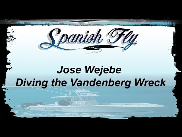 Vandenberg Wreck - Diving the Vandenberg Artificial Reef Key West - Jose Wejebe / Spanishflytv