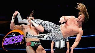 The Brian Kendrick vs. Mike Kanellis: WWE 205 Live, Feb. 5, 2019