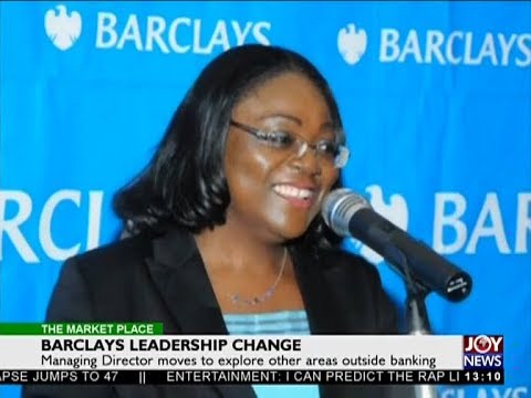 Barclays Leadership Change - The Market Place on Joy News (11-5-18)