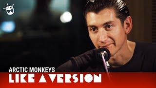 Arctic Monkeys - 'Do I Wanna Know?' (live on triple j)