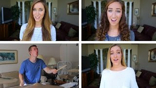 MAGIC! Don't Kill the Magic (Acoustic Drum Cover) - Gardiner Sisters ft. Austin Helms