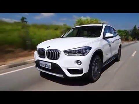 BMW apresenta o novo X1