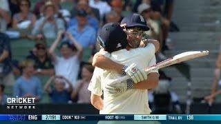 Fourth Test: Australia v England, day two