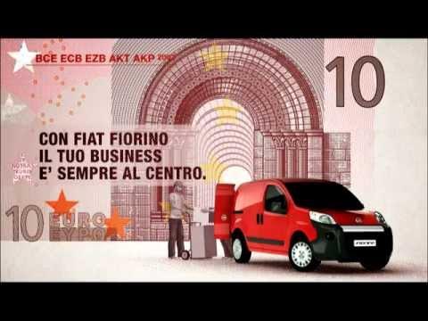 Fiat Fiorino Combi Минивен класса M - рекламное видео 1