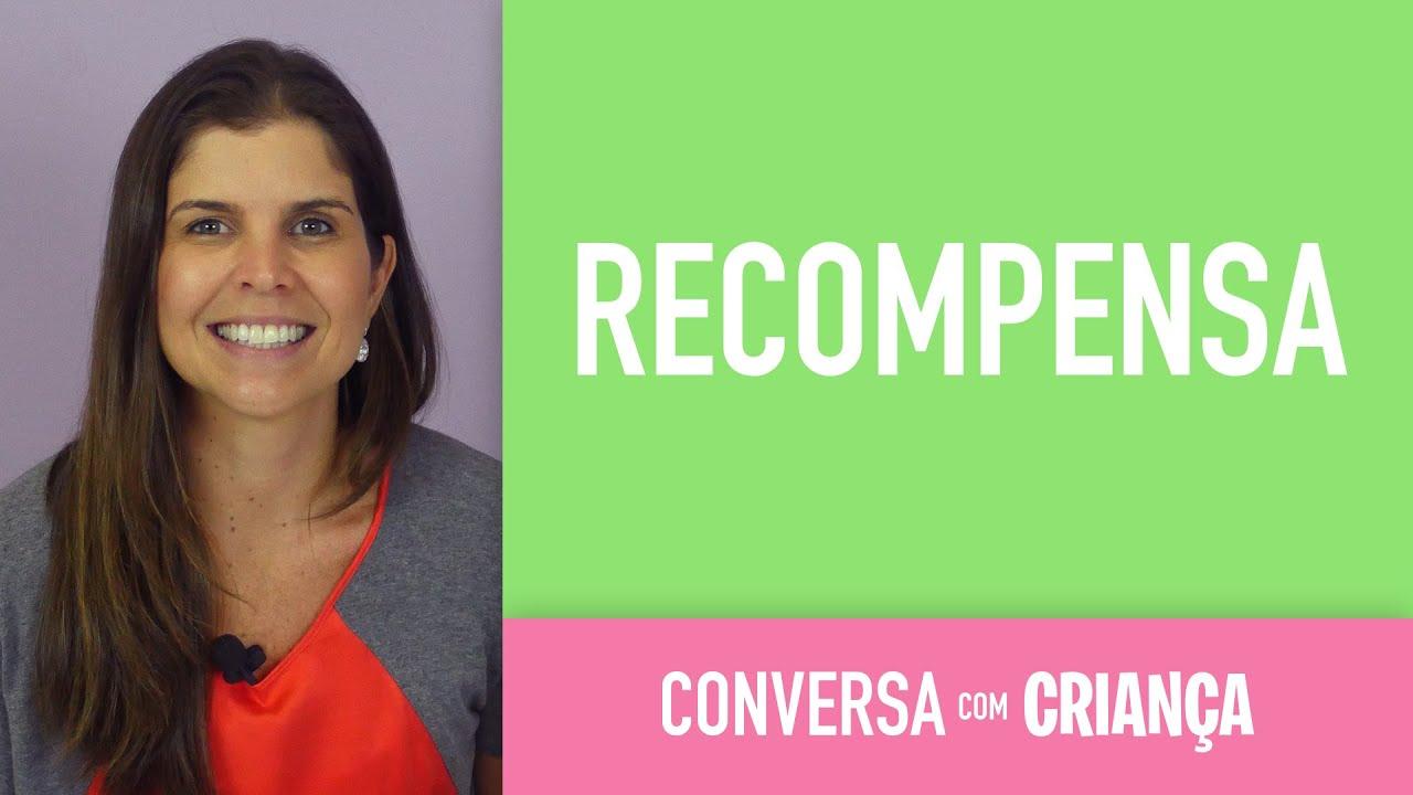Recompensa Funciona? | Conversa com Criança