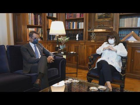 Κ.Μητσοτάκης: Θα διατηρήσουμε την οικονομία ανοιχτή και θα διαφυλάξουμε την υγεία των συμπολιτών μας