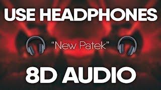 Lil Uzi Vert   New Patek (8D AUDIO) 🎧