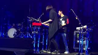 Mike Shinoda - In The End (w/ fan) & Heavy (live) | 02.03.2019 | Columbia Halle, Berlin