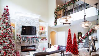12 Days of Christmas | Day 10 | How I Attach Staircase Garland