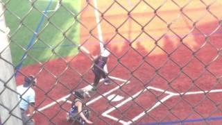 Lady Raven hit nets 2 homeruns