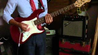 The Strokes - Between Love & Hate (Albert Hammond Jr./Rhythm Guitar)