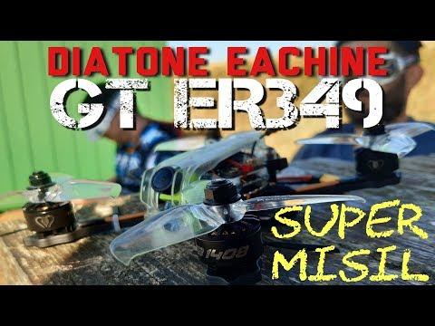 Diatone/Eachine GT ER349: ¡¡¡¡¡SUPER MISIL!!!!!