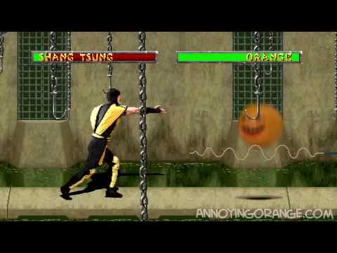 Otravný Pomeranč a Mortal Kombat - Fénix ProDabing