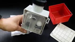 """Встроенный сифон для слива воды от кондиционеров HL138 от компании ООО """"КЛИМАТ-ПРОФИ"""" - видео 1"""