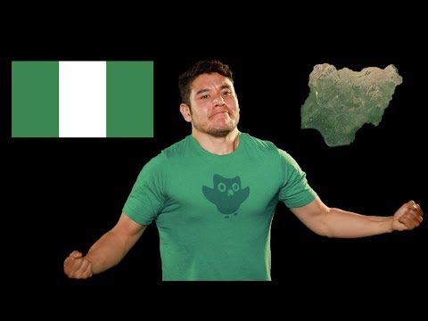 Nigérie - Geography Now!