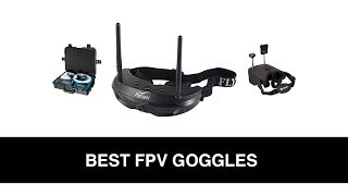 Best FPV Goggles in India: Complete List with Features, Price Range & Details - 2019