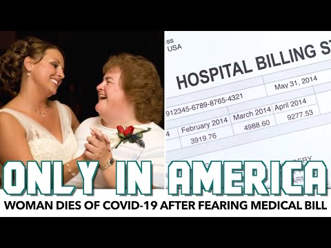 Woman Fearing Medical Bill, Dies Of COVID-19 After Not Seeking Help