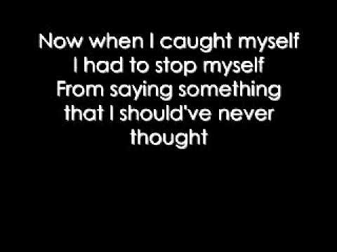 I Caught Myself by Paramore (Lyrics)