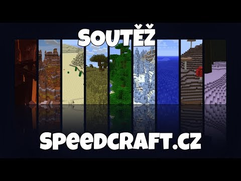 Speedcraft.cz - Soutěž o mnohé ceny!