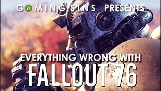 Everything Wrong With Fallout 76 in 9 Minutes or Less | Gaming Sins
