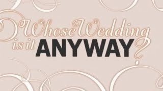 Wedding Show Introductions from Whose Wedding is it Anyway, Episode 406