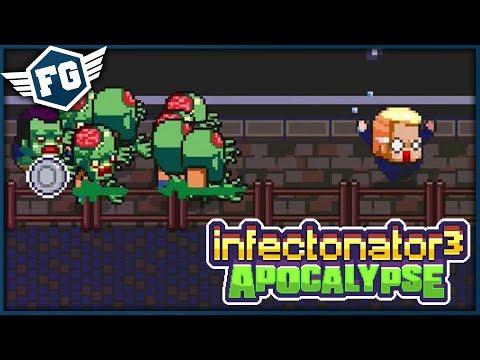 PORÁŽKA DONALDA TRUMPA - Infectonator 3: Apocalypse #3