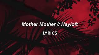 Hayloft Music Video