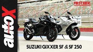 Suzuki Gixxer SF Review
