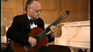 Евгений Ларичев (классическая гитара) - Концерт в ДМШ (1994)