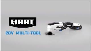 HART 20V Multi-Tool