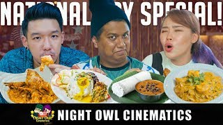 Food King Singapore: National Day Special!
