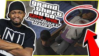 STEALING RIOT VANS AND RUSHING DRUG DEALER APARTMENTS! - GTA Online Heist Gameplay