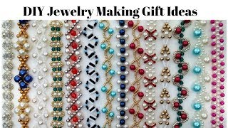 DIY Jewelry Making Gift Ideas. Beading Patterns.