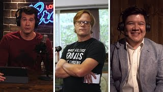 CROWDER CONFRONTS LEGAL FOLLOW UP?! Slandering Professor Follow-up! | Louder With Crowder