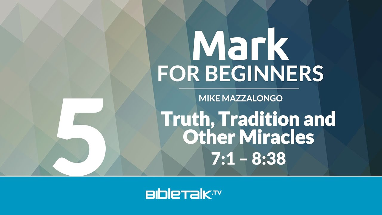 5. Truth, Tradition and Other Miracles