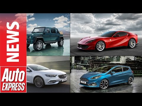 Geneva Motor Show 2017 preview: What's coming to this year's show?
