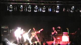 "Threshold ""Part Of The Chaos""- Live In Larissa 2008"