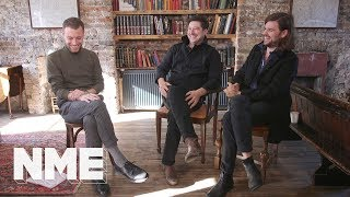 NME meets Marcus and Winston from Mumford  Sons to talk eclectic new album 'Delta'