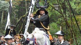 渡辺正行さん、城主姿で登場大多喜お城まつり