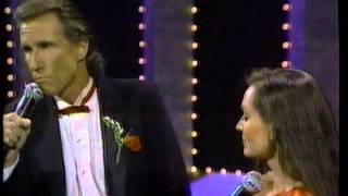 WHAT ABOUT ME (Live) - Kenny Rogers, Crystal Gayle  Bill Medley